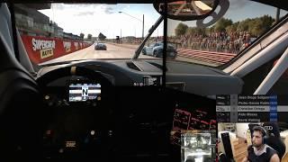 Iracing - A pasar calor (Porsche Cup @ Bathurst)