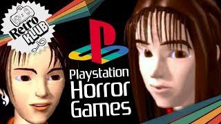 Bibber! Obskure PSOne-Horrorgames mit Wolf | Retro Klub