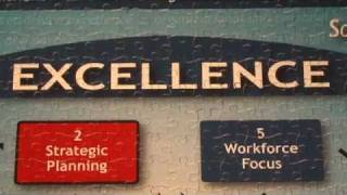 The Challenge of Being Excellent:  Completing the Puzzle