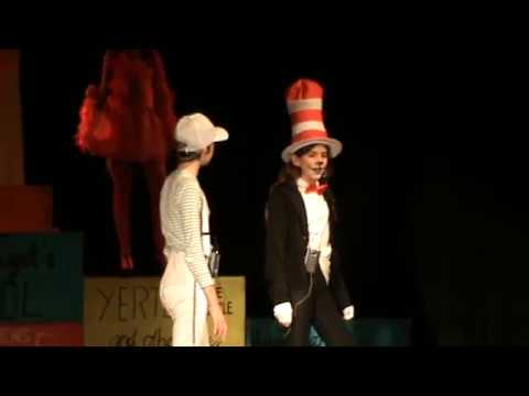 Seussical Jr. Musical by Secondary Department 2018