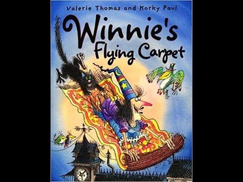 Winnie S Flying Carpet Books For Kids Read Aloud Youtube
