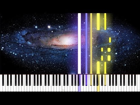 Arrival of the Birds - The Theory of Everything [Piano Tutorial] (Synthesia) // Akmigone