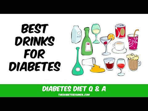 What Kind of Drink Is Good For Diabetes?
