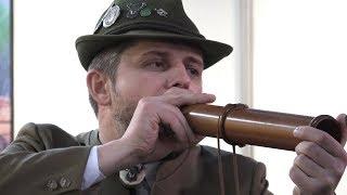 Открытый конкурс вабильщиков оленя прошел в Минске