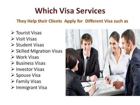 Visa Immigration Services of Sync Visas