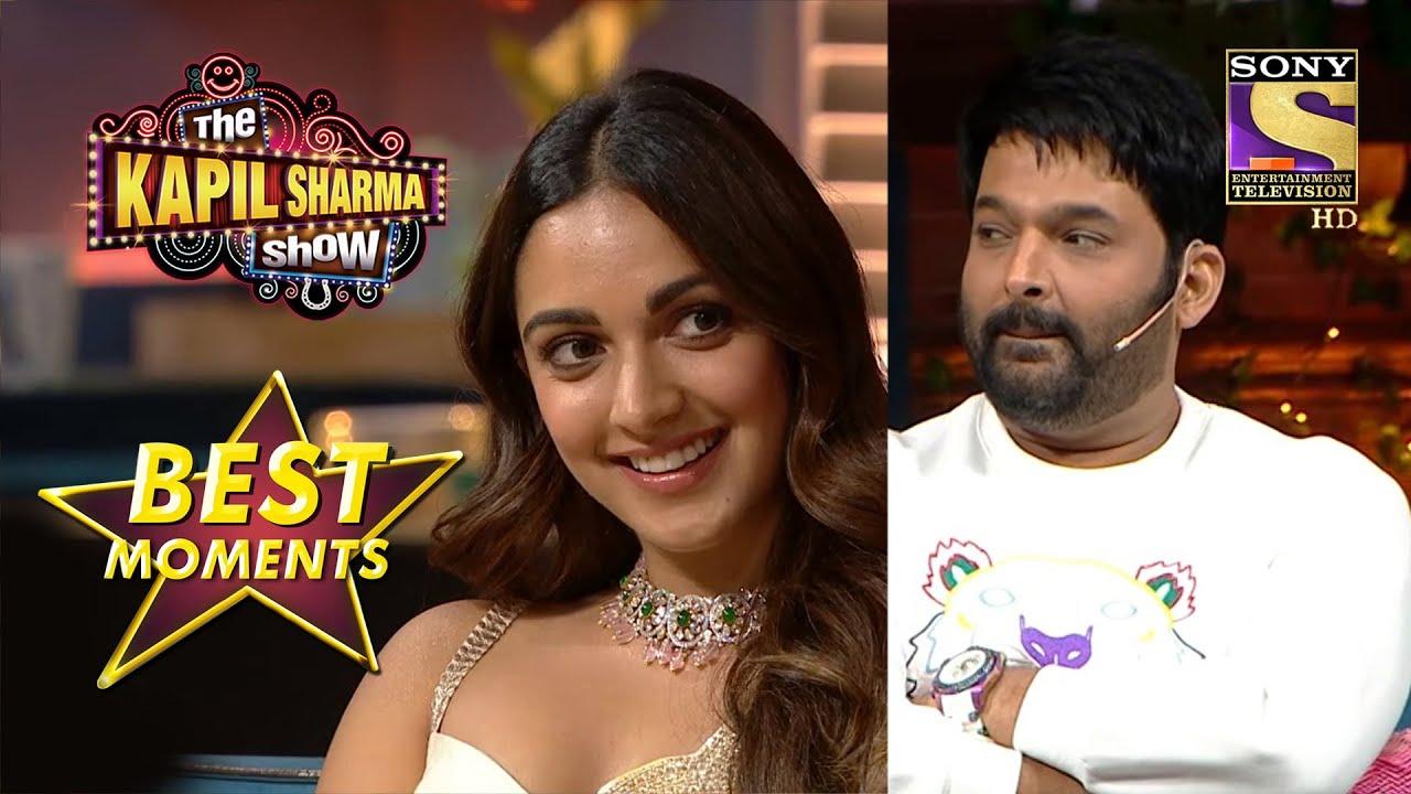 Download Kapil ने चलाया Kiara पे अपनी नज़रों से तीर | The Kapil Sharma Show Season 2 | Best Moments