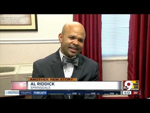 Hey Cincinnati, Al Riddick wants to help you become millionaires like he did