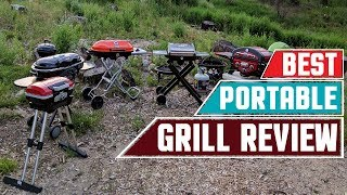 Portable Grills: 5 Bęst Portable Grills Review in 2021 | Weber Portable Grill (Buying Guide)