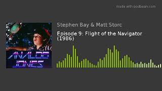 Flight Of The Navigator (1986) VHS Movie Review