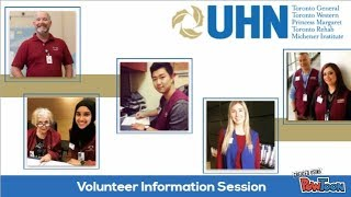 Snapshot of Volunteering video