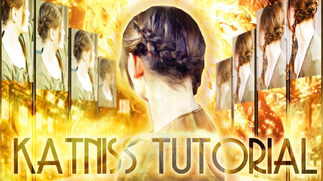 Katniss Zopf Aus Den Hunger Games Tribute Von Panem Youtube