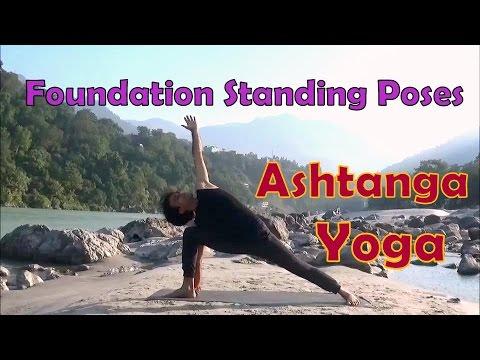 standing yoga poses in primary series  ashtanga yoga in