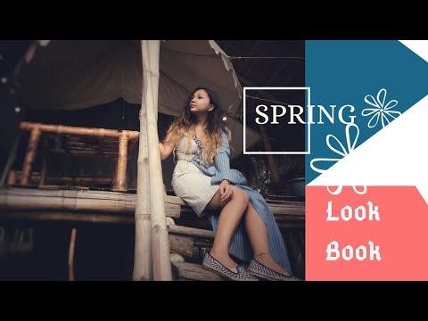 Spring Fashion Look Book (Pure Khadi )