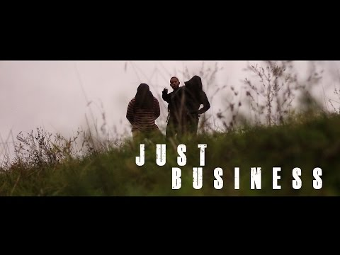 Just Business   Comedy/Action Short Film
