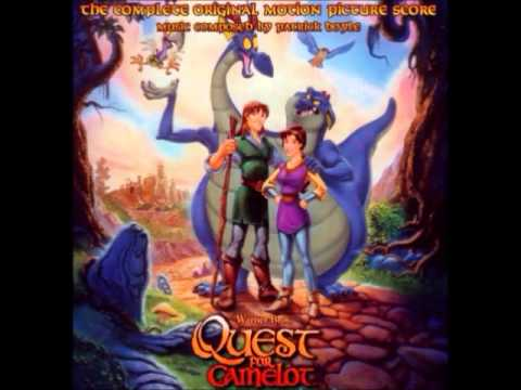 Quest for Camelot OST - 13 - The Prayer (Celine Dion & Andrea Bocelli)