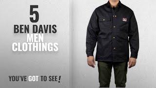 Top 10 Ben Davis Men Clothings [ Winter 2018 ]: Ben Davis Men's Original Style Jacket, With Front