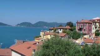 Телларо - финальная жемчужина Итальянской Ривьеры. Tellaro, Italy