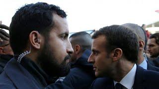 Caso Benalla: senadores denuncian deficiencias en el Gobierno francés