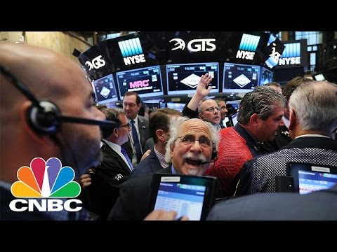 Are Commodities Warning Equities?   Trading Nation   CNBC