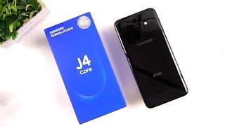 Samsung Galaxy J4 Core Unboxing (A Beautiful Phone ) [Urdu/Hindi]