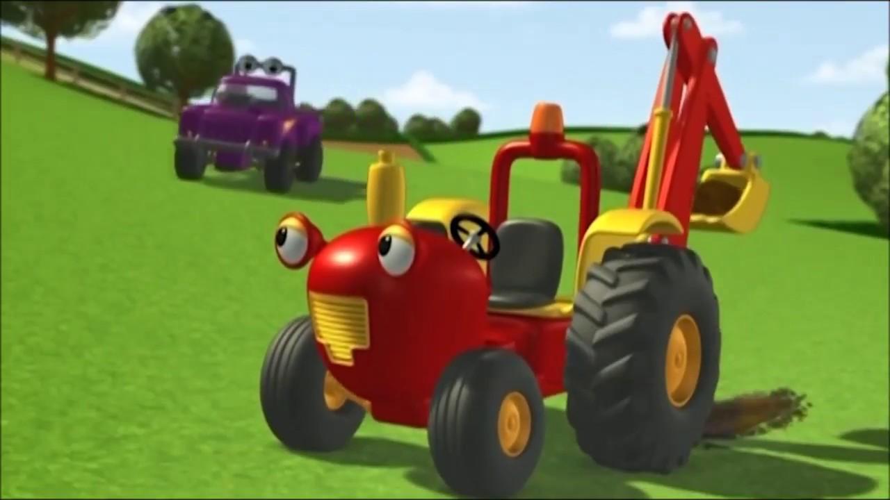 Tracteur tom compilation 15 fran ais dessin anime pour enfants tracteur pour enfants - Tracteur tom dessin anime ...