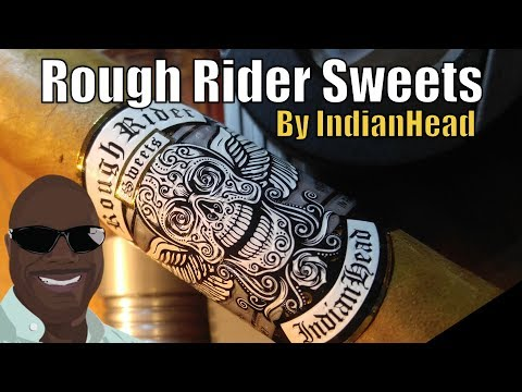 IndianHead Rough Rider Sweets | Cigar Review | LeeMack912
