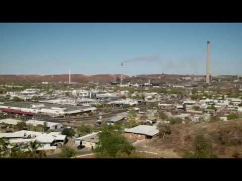 Mount Isa Mines: a video tour of the Glencore Mount Isa facility and the Mt Isa mines