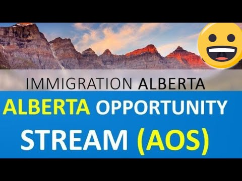 Alberta Opportunity Stream have Arrived  Apply to Immigrate Alberta Canada