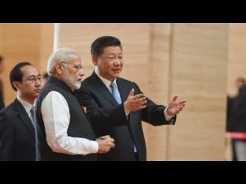 PM Modi gifts Xi Jinping prints of paintings by Chinese artist who worked at Santiniketan
