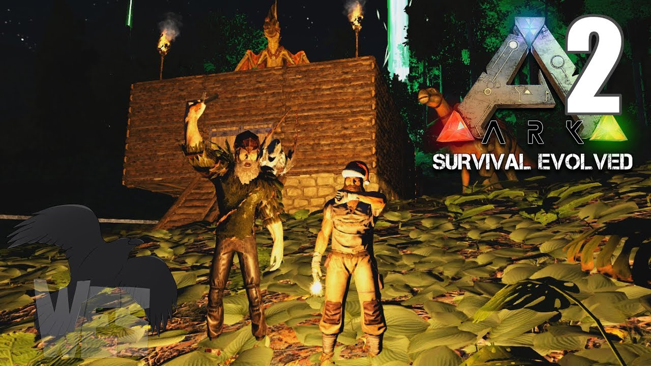 ARK: Survival Evolved on Reddit