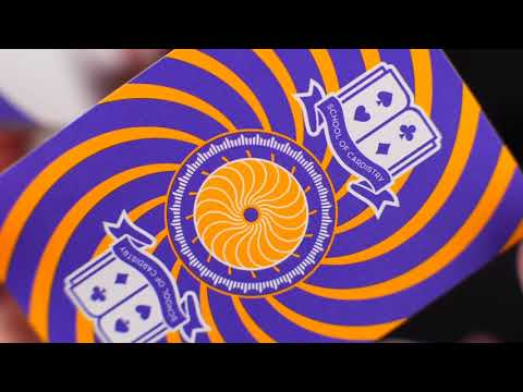 Baraja School of Cardistry video