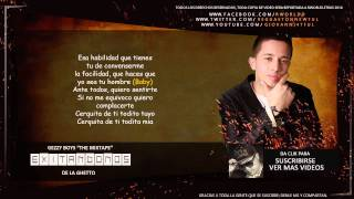 De la Ghetto - Exitandonos (Video Letra) REGGAETON 2013 Original