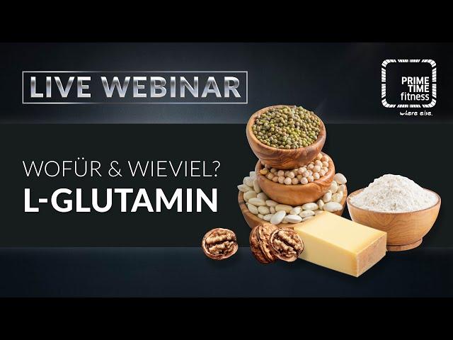 Glutamin - Die Alleskönner Aminosäure?