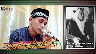 LAGU ACEH SEDIH KISAH ABUYA MUDA WALY AL KHALIDI_TGK FURQAN (COVER)