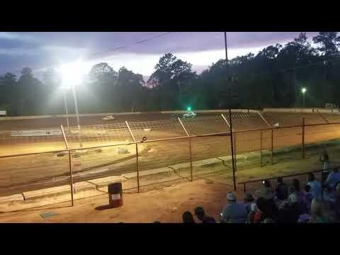 Heat Race 5/27/19 Memorial Day Shootout Flomaton Speedway, In Flomaton, Al(1)