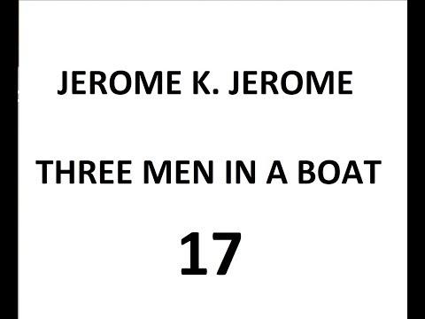 """Английская озвучка книги """"Трое в лодке"""" - 17"""
