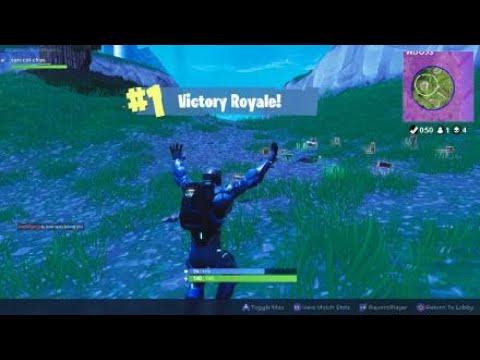 Fortnite newmode solo shotout victory royale