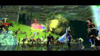 R.I.P Sylidor: Memorial Gathering Fireworks Time  Part 3.wmv