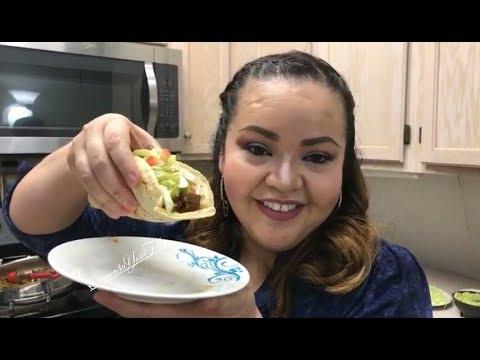 Tacos de Fajitas 😊🌮 Estilo8a