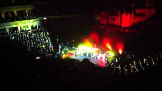 """The Cure """"Meat Hook"""" live at The Royal Albert Hall"""