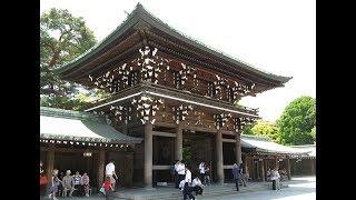[Nyûsu Show] Le Meiji-jingū - Sanctuaire shinto