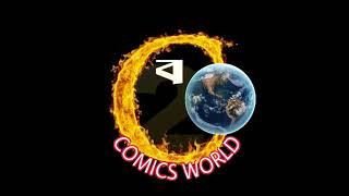 COMICS WORLD NEWS, NEW INTRODUCTION VIDEO AND LOGO