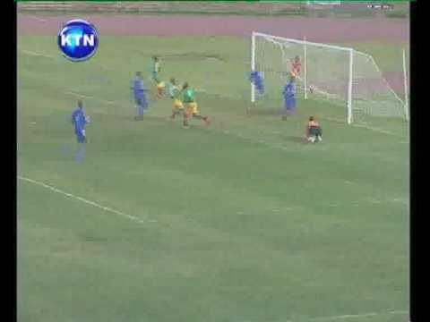 CECAFA: Ethiopia vs Djibouti
