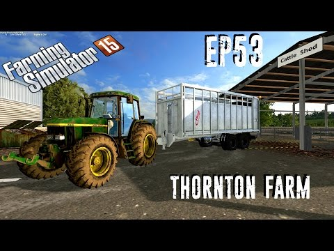 let's play | Farming Simulator 15 | Thornton Farm | EP53
