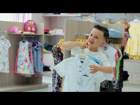 """Магазин детской одежды """" Romanta"""" .  Реклама одежды. RAROGFILM создание рекламных роликов 0506772353"""