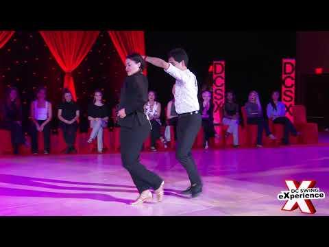DCSX 2019 Advanced Jack & Jill Vincent Van Mierlo & Ivy Grey