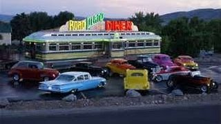 COMPILATION OF OLD VINTAGE DINERS,DRIVE INS,CAFES, AND HANGOUTS*SAAWEET MEMORIES! WOW!