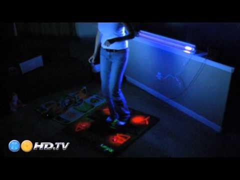 Halo Dance Dance Revolution DDR Hard Wood Dance Surface