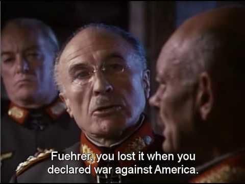 War and Remembrance (1988) - Ad. Hitler - A. Von Roon - Fr. Halder - Al. Jodl - W. Keitel
