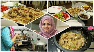 Suhoor Vlog of Ramadan 2020 / Mutton Yakhni Pulao / Chicken Roast / Sehri Vlog /Iftar Snacks Recipes